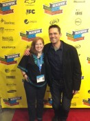 Me and Billy Campbell (Mr. Billings) SXSW premiere