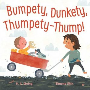 Bumpety, Dunkety, Thumpety-Thump! by KL Going