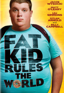 Fat Kid Rules the World DVD cover