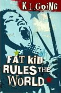 UK cover for Fat Kid Rules the World