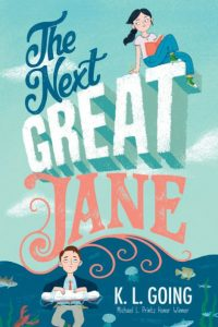 The Next Great Jane by KL Going
