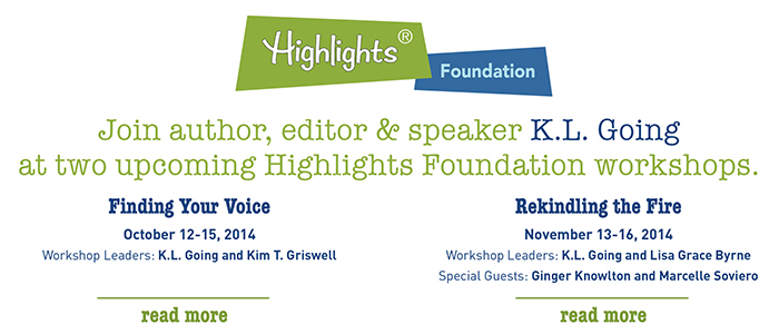 KL Going at the Highlights Foundation