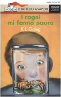 Italian cover of The Liberation of Gabriel King by KL Going