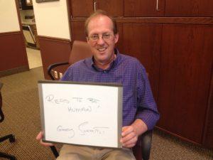 "Gary Schmidt: ""Read to be human."""