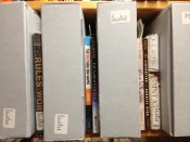 Fat Kid books and manuscripts archived at the Ted Hipple Collection