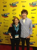 Me and Dylan Arnold (Dayle) SXSW Premiere