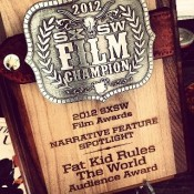 Our SXSW Audience Award!
